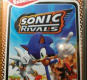 Игра для PSP Sonic Rivals