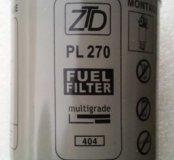 Фильтр топливный MANN PL-270