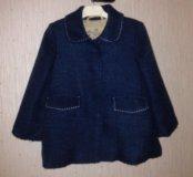 Пальто детское весна-осень фирмы Gulliver