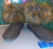Ботинки,уги.