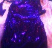 Платье вечернее дизайнерское