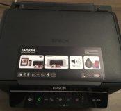 Цветной принтер EPSON XP-203 model C462D