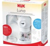 Новый молокоотсос электрический Luna, NUK