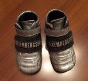 Детские кроссовки Bikkembergs, размер 23