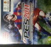 Игра на пк PES 2011