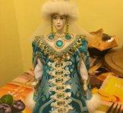 Снегурочка коллекционная кукла