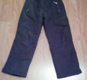 Зимние штаны на 6-7 лет