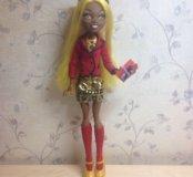 Кукла Monster High Клодия Вульф