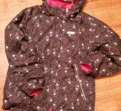 Куртка reima на девочку рост152.цена снижена