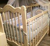Кроватка детская новая!!