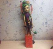 Кукла Monster High Дженафайер Лонг