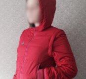 Куртка трансформер 4 в 1 демисезонная