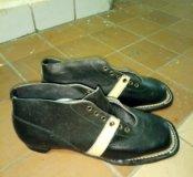 Ботинки ллыжные
