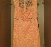 Платье летнее -очень подчеркивает фигуру