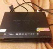 DVD плеер BBK + USB  пульта нет