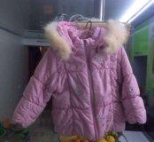 Курточка детская (зима)