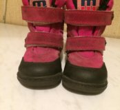 Ботинки Minimen 21 p