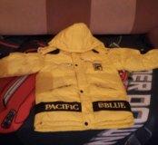 Куртка на 10-12лет