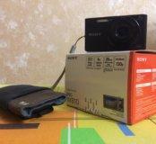 Цифровой фотоаппарат soni
