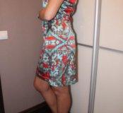 Платье 55% шёлк