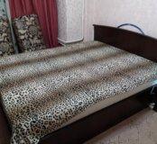 Кровать с механизмом
