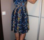 Платье BGN 100% шёлк