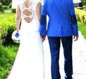платье свадебное.брендовое Eva Bendigo.