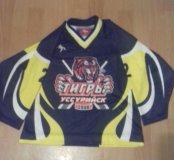 Хоккейная рубаха