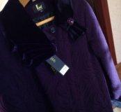 Зимнее пальто(новое)