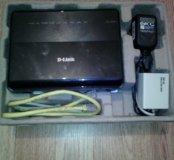 D link DSL 2640U ROUTER