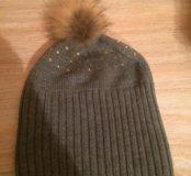 Тёплая шапочка!!!