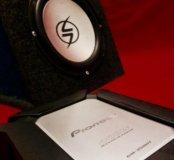 Компактный комплект баса. Lighting Audio & Pioneer