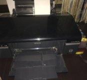 Принтер цветной Т50