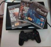 PlayStation 3 superslim 250g
