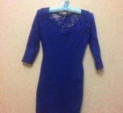 Платье фирмы Bershka.