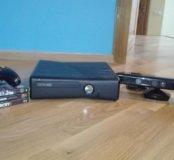 Xbox 360 c Kinect , Xbox live и играми