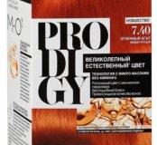 Краска для волос L`Oreal PRODIGY, оттенок 7.40