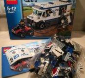 Lego City 60043 Транспортировка заключённого