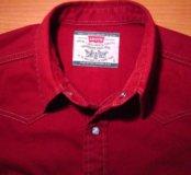 Рубашка-куртка Levi'S р.44-46,новая. Мальта.