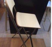 Барные стулья из Икеа