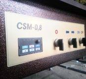 CSM - 0.8 Продольно-поперечный отрезной станок.