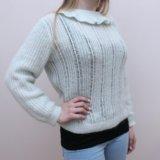 Милейший свитер нежный салатовый