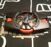 ASUS AMD Radeon HD 7750 (нерабочая)