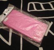 Розовый Чехол для iPhone 6 plus