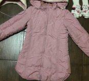Пальто зима  для девочки