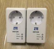 PLC адаптер ( интернет через розетку 220 )