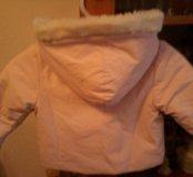 Куртка для модниц
