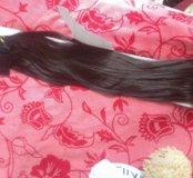 Накладные Волосы на заколаках