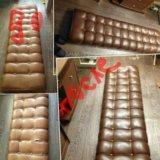 Перетяжка, сборка и реставрация мебели!!!