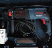 Перфоратор Bosch в комплекте